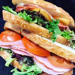 Sandwich boite à déjeuner