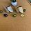 Thumbnail: IBTU Gold or Silver Cuff Bracelets