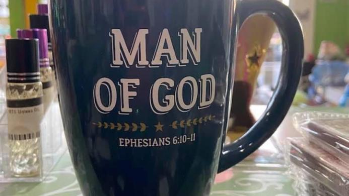 IBTU Man of GOD Coffee/Tea Muc