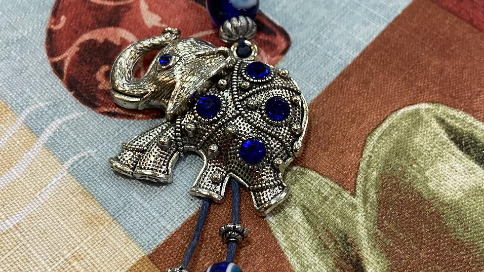 IBTU Elephant Keychain