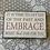 Thumbnail: IBTU Embrace what GOD has for You Plaque