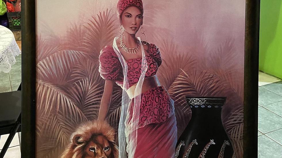 IBTU Queen Art