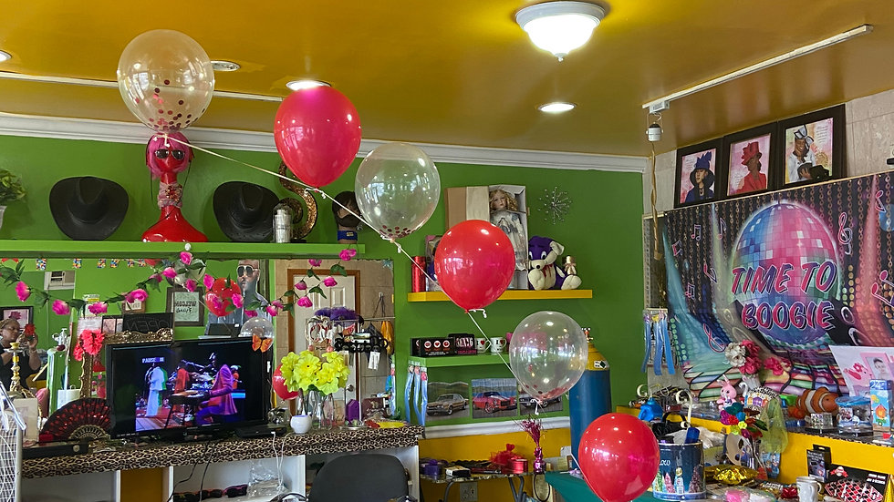 IBTU Portable Balloon Arch