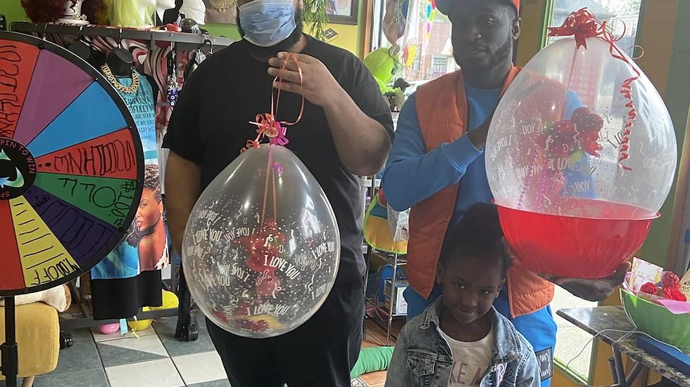 IBTU Father's Day VIP Creative Balloon Art
