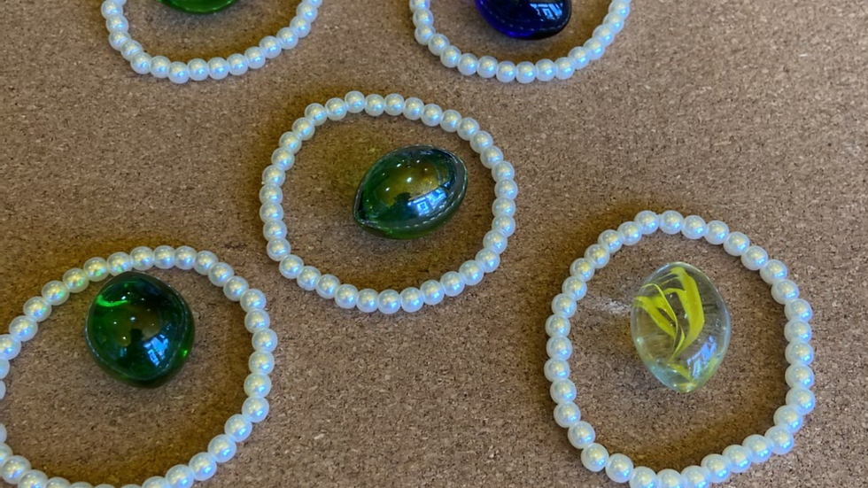 IBTU Fancy Pearl Bracelets