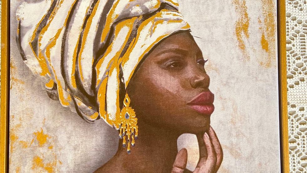 IBTU Canvas Queen Wall Art