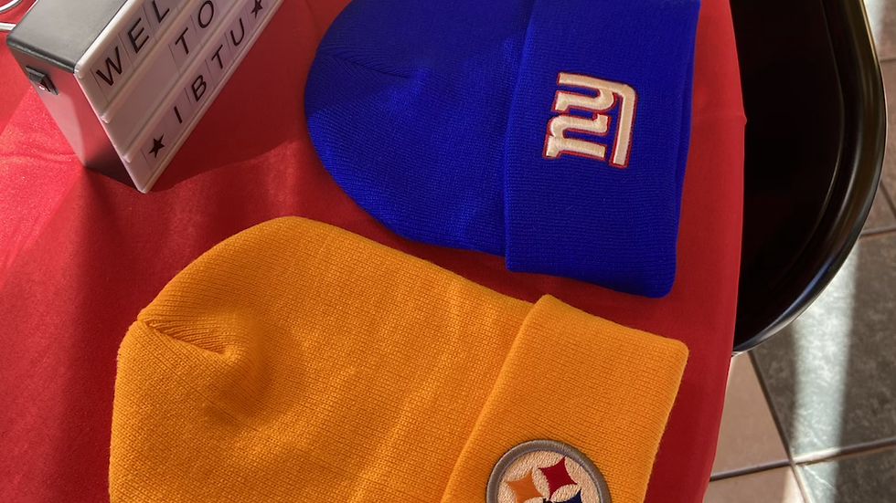 IBTU Sports Hats (Not Claiming No Rights)