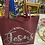 Thumbnail: IBTU Everything with JESUS Tote Bag