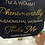 Thumbnail: IBTU Phenomenal Woman Canvas Bag