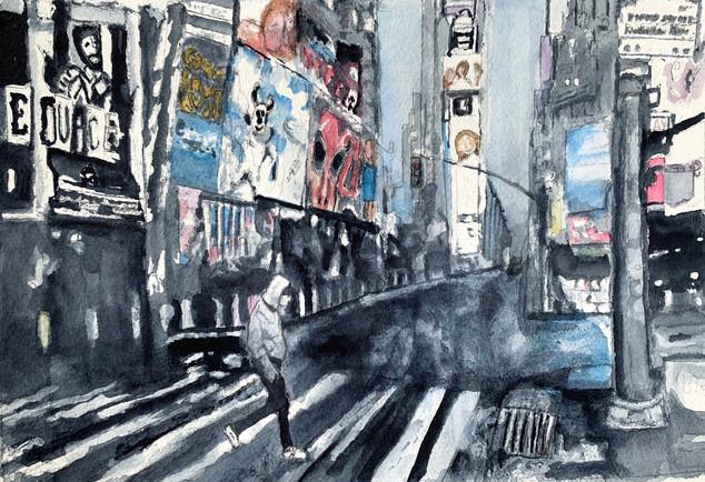 Don Strum (VA), COVID19-NYC