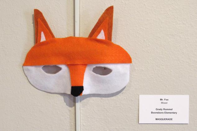 Grady Rommel, Mr Fox