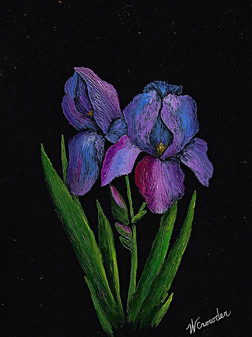 Wanda Crowder, Iris Couple