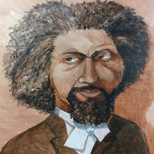 Bill Hill, Frederick Douglass