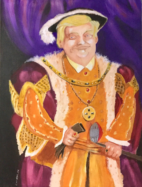 Bill Hill, Apologies to Holbein