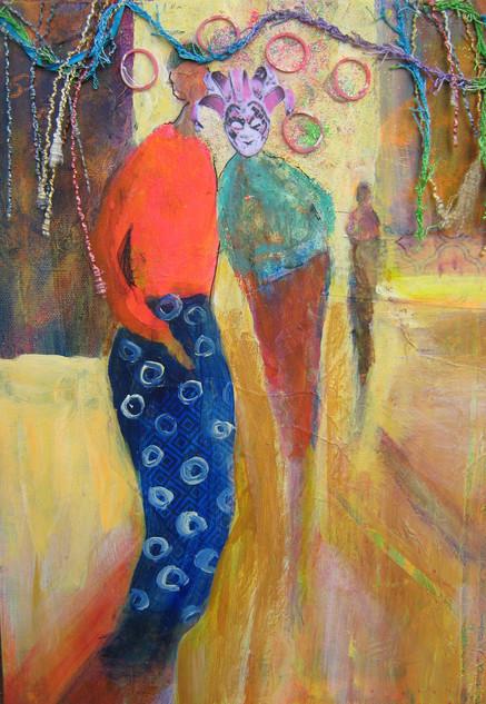 Shirley Paul, At the Masquerade #5