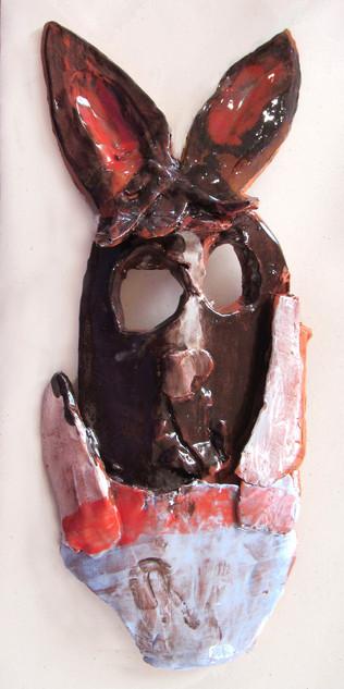Abbi Kenny, Clay Mask