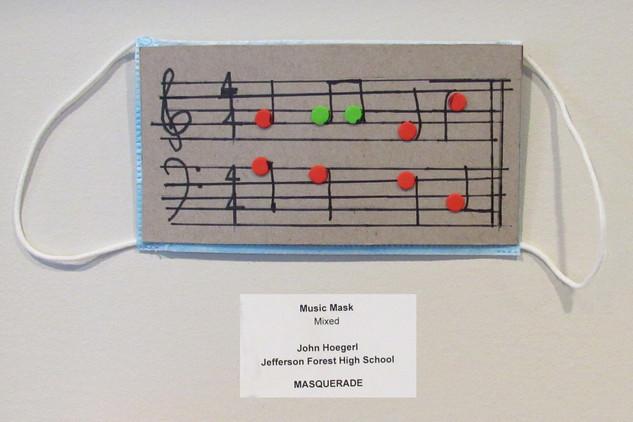 John Hoegerl, Music Mask