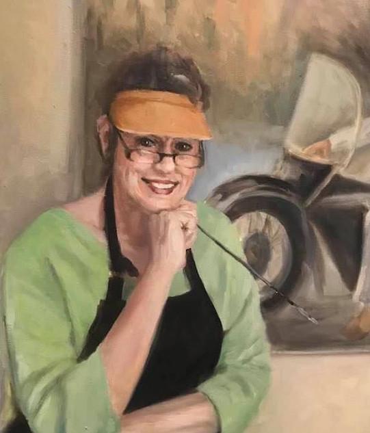 Margaret Sue