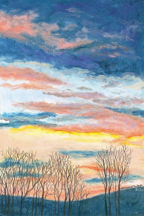 Margaret DuBois, Evening Joy