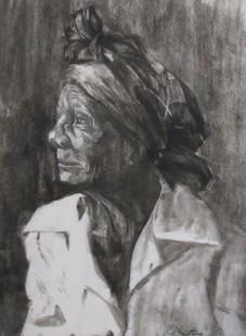 Aric Bryant, Haitian Woman