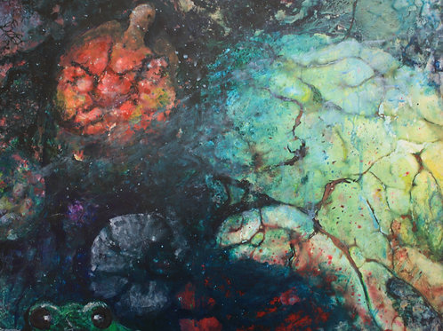 Betty Williamson, Turtle Crossing