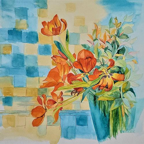 Juliette Swensen, Tulips