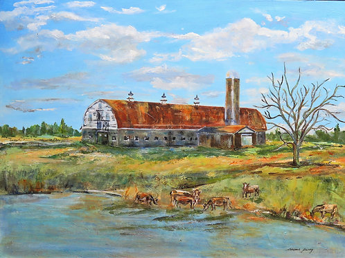 Susan Gring, The Old Dairy