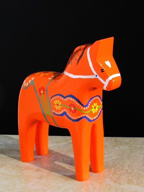 Stan Fettig, Swedish Dala Horse