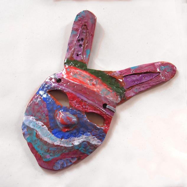 Ashlyn Bryant, Clay Mask