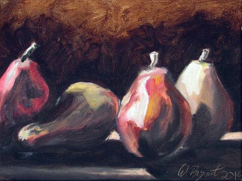 Aric Bryant, Pears