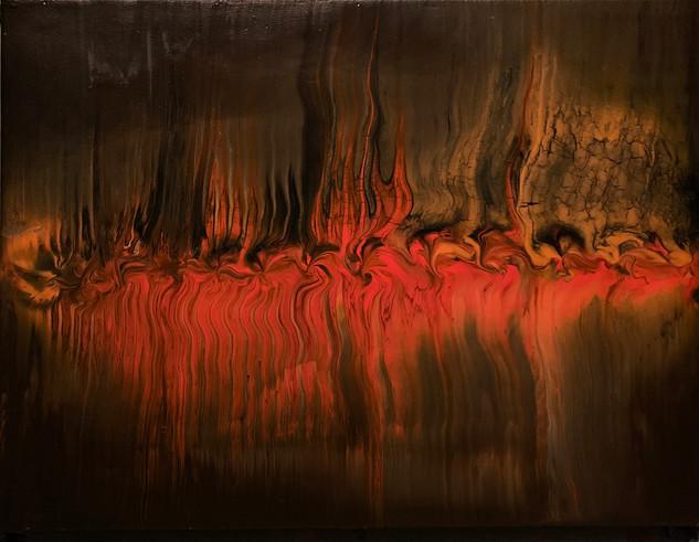Jennifer Havens, Burnt Rain