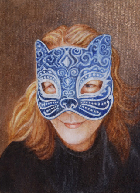 Lynne Goodwin, Portrait of the Artist as Subject