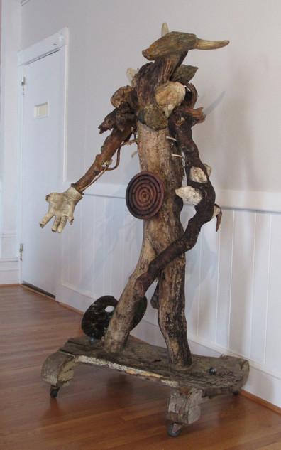 Ray Martin (NC), The Minotaur Met the Elephant Man