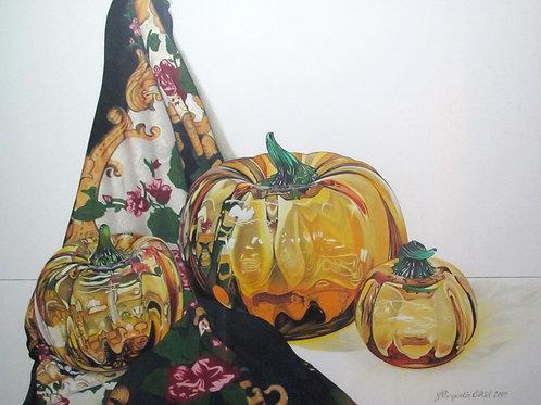 Jennifer Carpenter, Glass Harvest