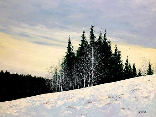 Russell Voelker, Winter's Eve