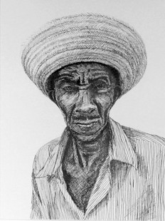 Aric Bryant, Haitian Man