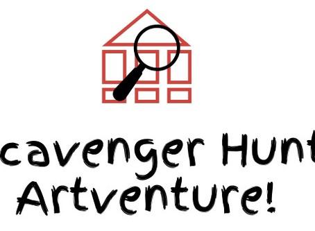 Exhibit Scavenger Hunt!
