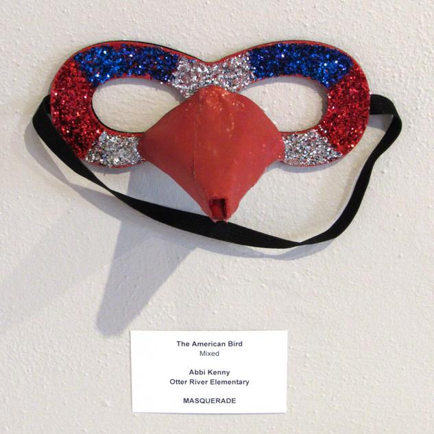 Abbi Kenny, Mask