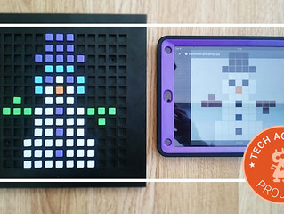 Pixel Art at home