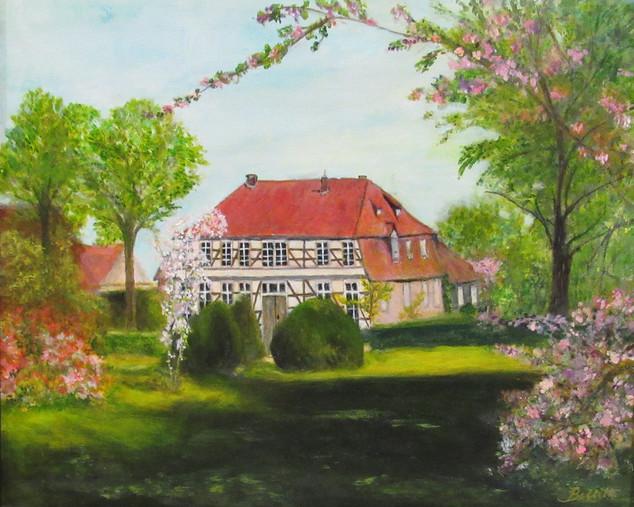 Ilona Bobbitt, Scharnhorst Estate