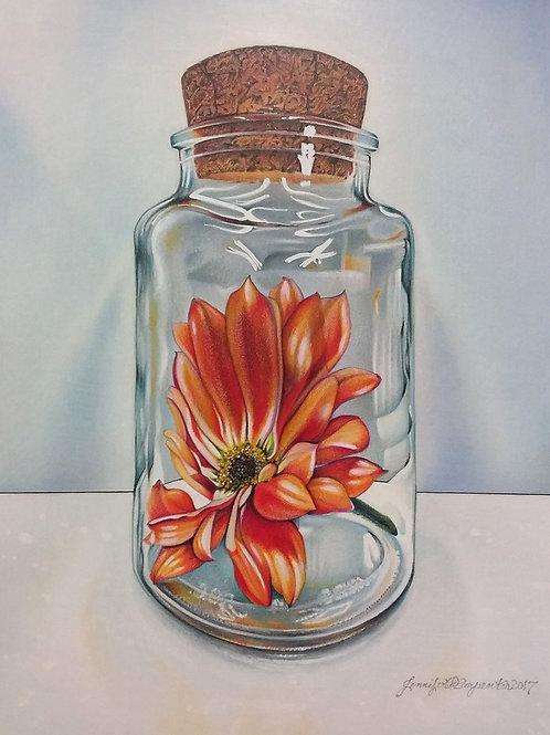 Jennifer Carpenter, Time in a Bottle