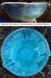 Caroline Renard, Bowl