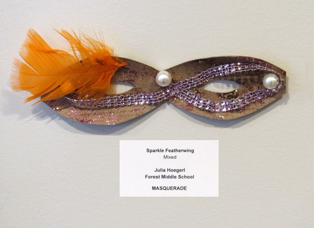 Julia Hoegerl, Sparkle Featherwing