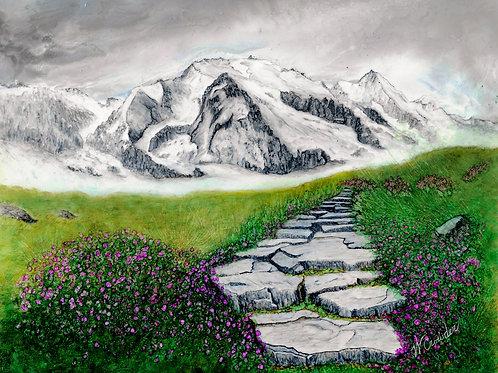 Wanda Crowder, Mountain Meadow