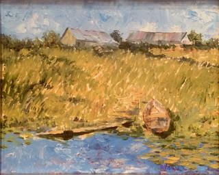 Russ Voelker, Old Dock