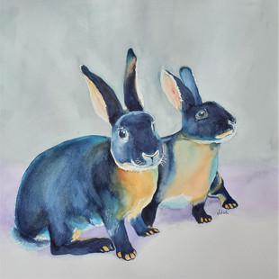 Juliette Swenson, Rex Rabbits