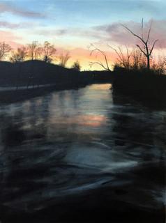 Doreen Starling (VA), Evening Heartsong, Roanoke River