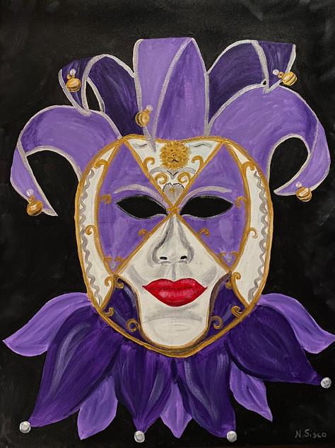 Nancy Sisco, Purple Jester