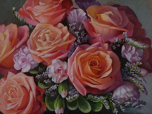 Susan Talbot-Elliot, Mother's Day Roses 2