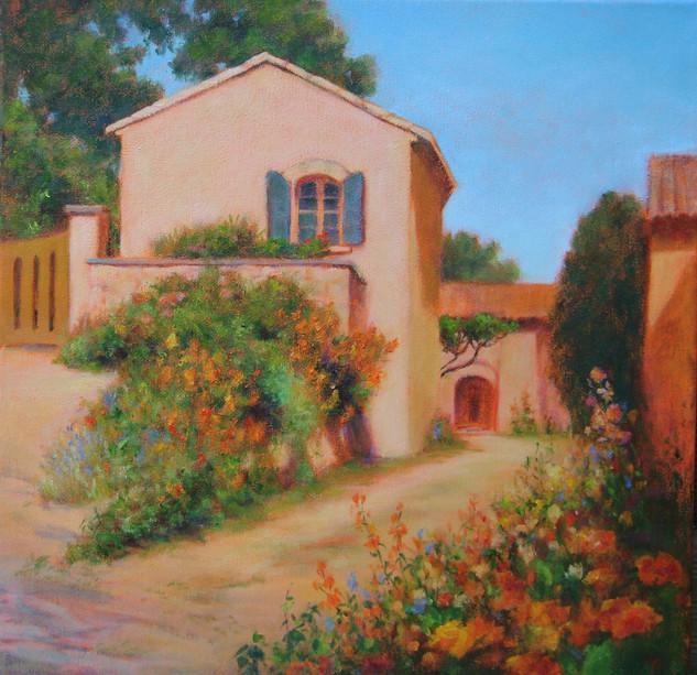 Revelle Hamilton, House and Gardens, Provence